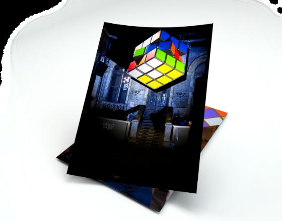 Tesco Rubik esemény megoldás picture